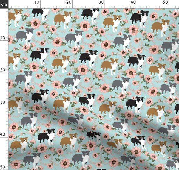 Fabric By The Yard Happy Dog Days