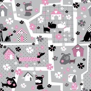 Paw-fect Puppy Village_Pink