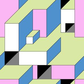 Color Block Illusion Da