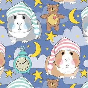 bedtime guinea pigs