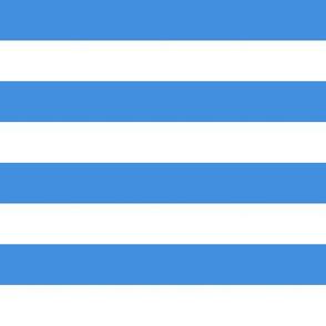 "titans stripe - 1 inch stripes fabric, 1"" striped fabric, titans fabric, tennessee fabric, sports fabric, american football, football fabric"