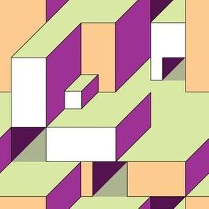 Color Block Illusion Dc