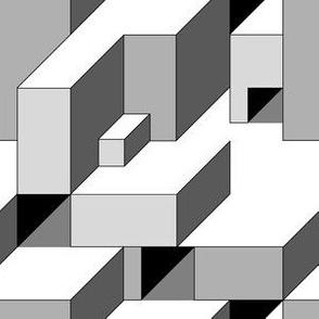 Color Block Illusion Dd