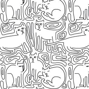 Good vibe cats