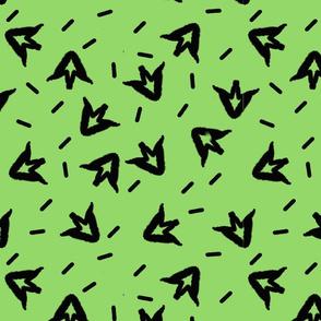 Confetti Dino Stomp Green bigger