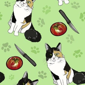 Devious Kitty