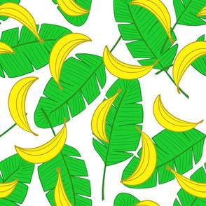 That's Bananas White
