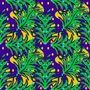 Adalin Tropical Leaves