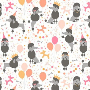 poodle party - small