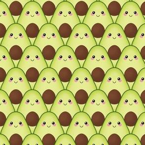 Cute Avocado Tile Small