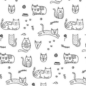Kitty Doodles