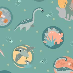 Dinosaur Cuteness