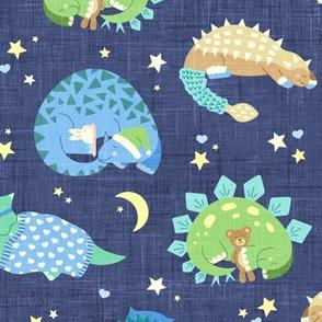 Li'l Sleepy Dinos (Large Scale)
