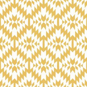 Yellow Tribal Geo