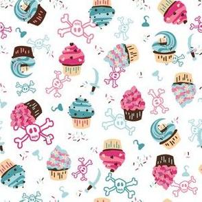 Cupcake Pirates