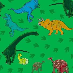 dinosaurs_green