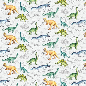 Roarsome Dinosaurs