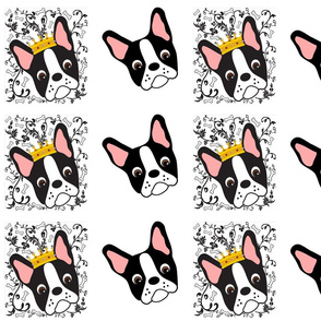 Rescue Boston Terrier Benefit coin purses
