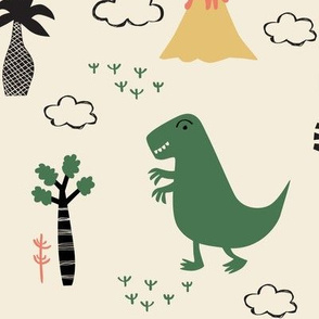 Dino Friends