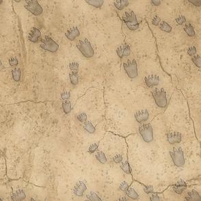 Stegosaurus Stroll ©Julee Wood