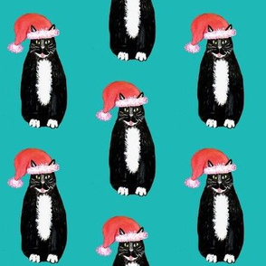 Cat Santa  // santa  Claws
