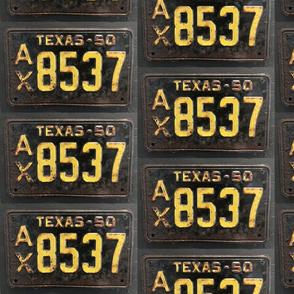 Texas Tags