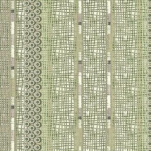 textured strip loose weave