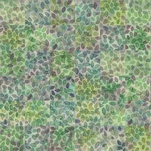 Leafy tiles