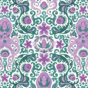 Baroque octopus
