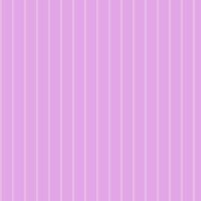 Pink Pinstripe