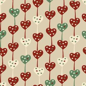heart trees by rysunki_malunki
