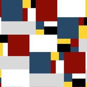color block golden ratio double step 1 large
