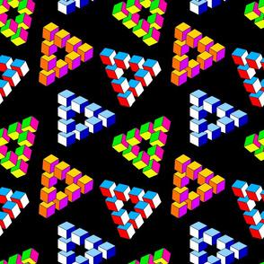 Color Blocks REALLY! Color BLOCKS!