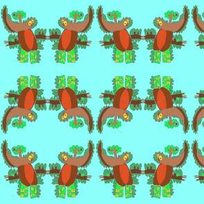 Tree Dinosaur 2
