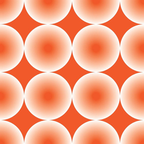 Radial Orange