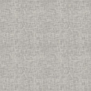 Woven Linen Like Texture in Gray - Sandlot Baseball Sports Collection