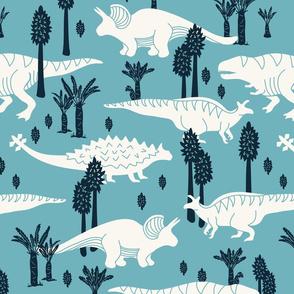 Dinosaurs - Sky
