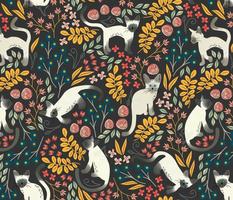 Siamese Garden