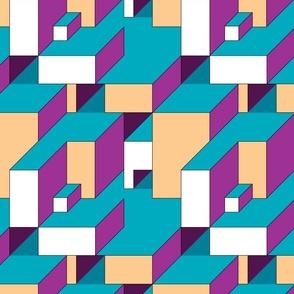 Color Block Illusion Dca