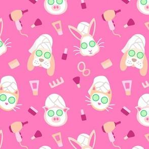 Pet Spa Pink