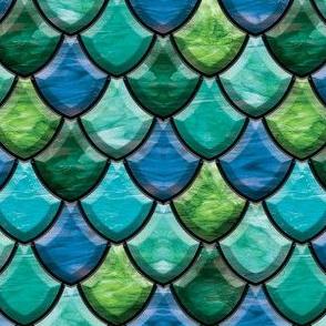 Glass Mermaid Scales