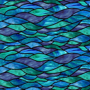 Stained Glass Water