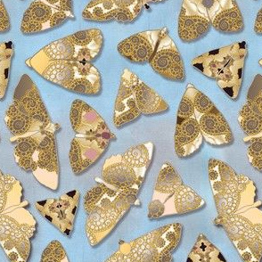 pearly moths sky