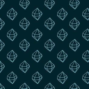Diamond - Teal
