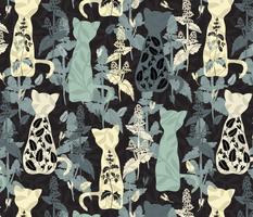 Cats & Catnip - Sage
