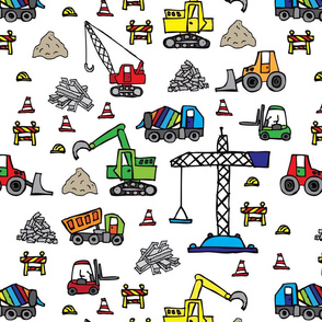 Construction pattern