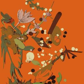 Botanical Toss