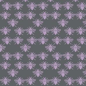 The purple worker