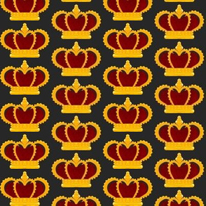 Big Red Crown