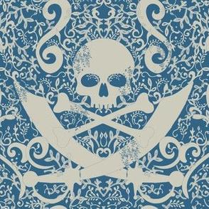 William Morris was a Pirate